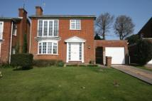Detached property to rent in Ledsham Close...