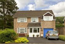 Detached house in Stretton Farm Road...