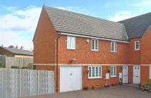 2 bed semi detached house for sale in Joseph Perkins Close...