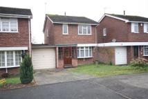 3 bedroom Detached house in Hollyberry Close...