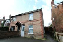 2 bedroom semi detached house in Archway Road, Pen Hill...