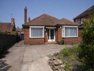 Bungalow to rent in Junction Road...