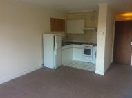 Studio apartment in Hamilton Court, Taunton