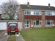 Longmead Way semi detached property to rent