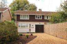 semi detached house in Admirals Walk, Hingham...
