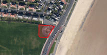 Land for sale in Whitburn sea front...