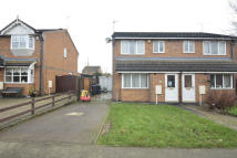 3 bed new home in Florian Way, Hinckley...
