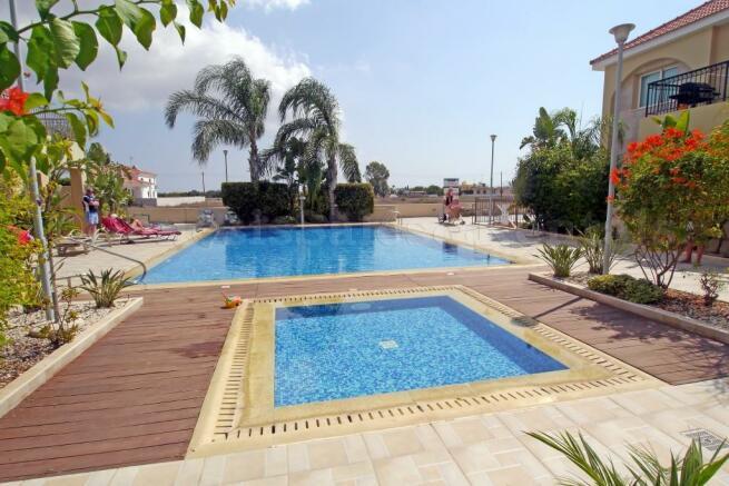 Pool + Gardens