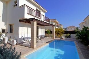 Pool + Villa