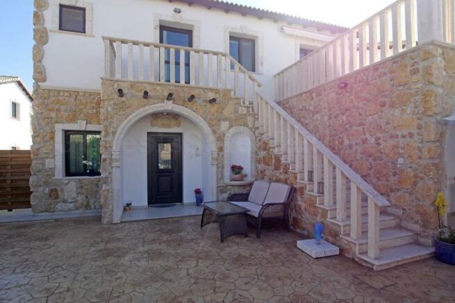 Garden + Staircase