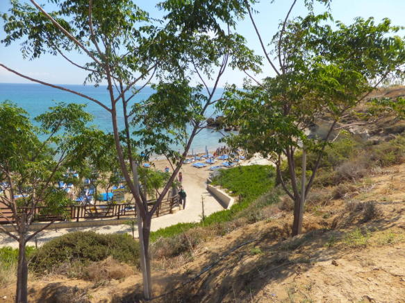 Kapparis Beach