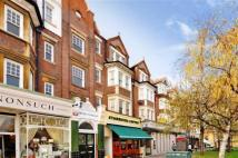 Studio flat in Church Road, London