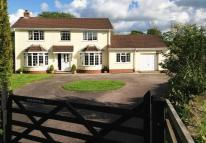 Detached property in Filleigh, Barnstaple