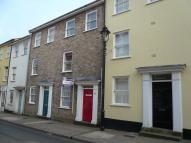 2 bedroom Terraced house in Churchgate Street...
