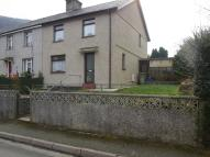 semi detached house in Penygwndwn Estate...