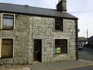 Terraced property in Glynllifon Street...