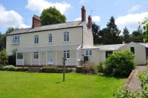 Detached home to rent in Canal Hill, Tiverton...
