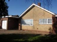 Sandhole Lane Bungalow to rent