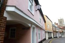 Studio apartment to rent in Mandells Court, Norwich