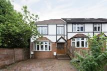Longmore Avenue semi detached house to rent
