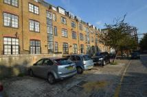 Apartment to rent in Wharf Place, E2