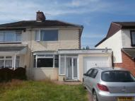 semi detached house to rent in Orton Grove...