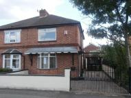 3 bedroom semi detached home in Hawthorn Road...