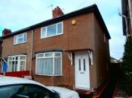 2 bed semi detached house to rent in Ringwood Road...