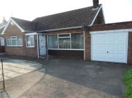 Detached Bungalow for sale in Chancel Road, Bottesford...