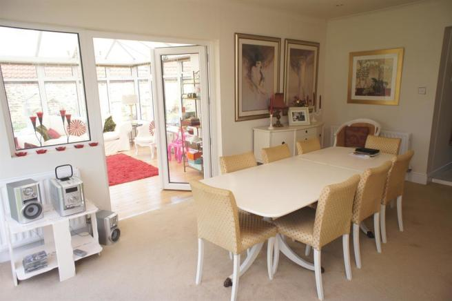 Dining Room/Sun Room