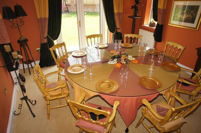 Dining Room/Reception Room