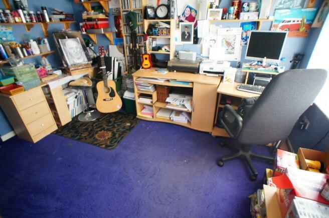studio or down stairs bedroom