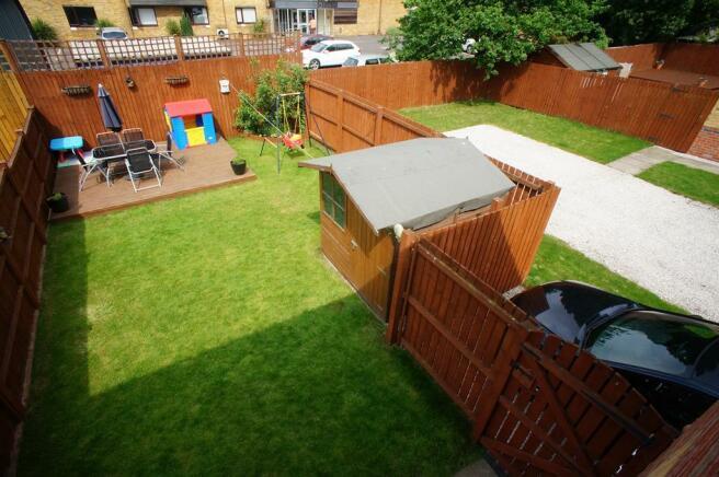 garden over view