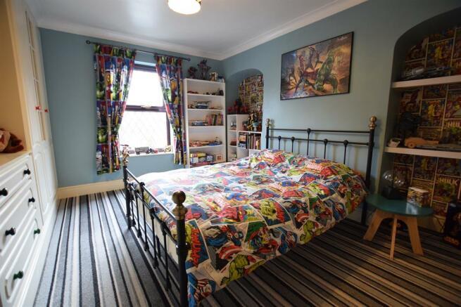 Bedroom 2 Angle 2