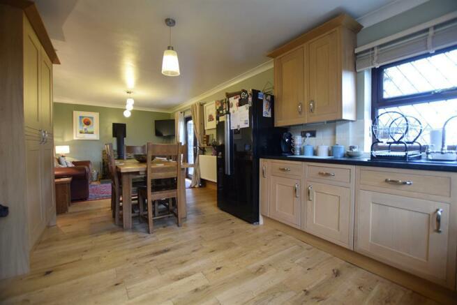 Kitchen Area Angle 2