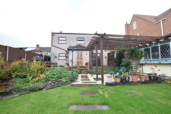 Rear Garden Angle 2