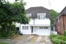 Detached property in Hampstead Garden Suburb...