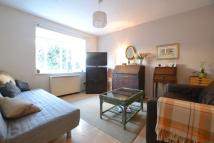 Studio apartment in Laburnum Close