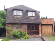 Detached house to rent in Park Hill Road Surrey