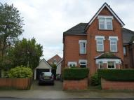 semi detached property in Queens Road, Felixstowe...