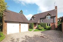 4 bed Detached house in Lipscomb Close...