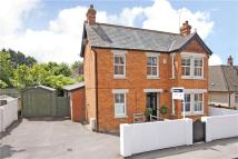 Detached home in Craven Road, Newbury...