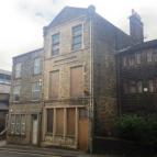 Terraced home in Rochdale Road, BACUP...