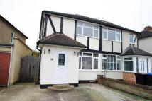 3 bed semi detached home in Jubilee Crescent...