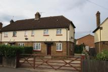 semi detached house to rent in Pyrcroft Road, Chertsey