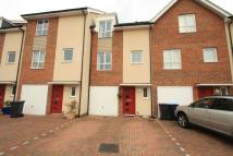 Town House in Harrow Close, Addlestone