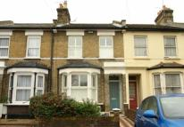 Terraced home in Tyrrell Road...
