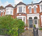 Terraced house in Friern Road...