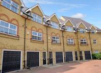 Terraced property in Hayes Grove...