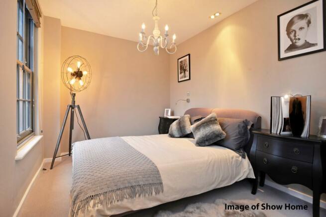 Bedroom 2 Show Home